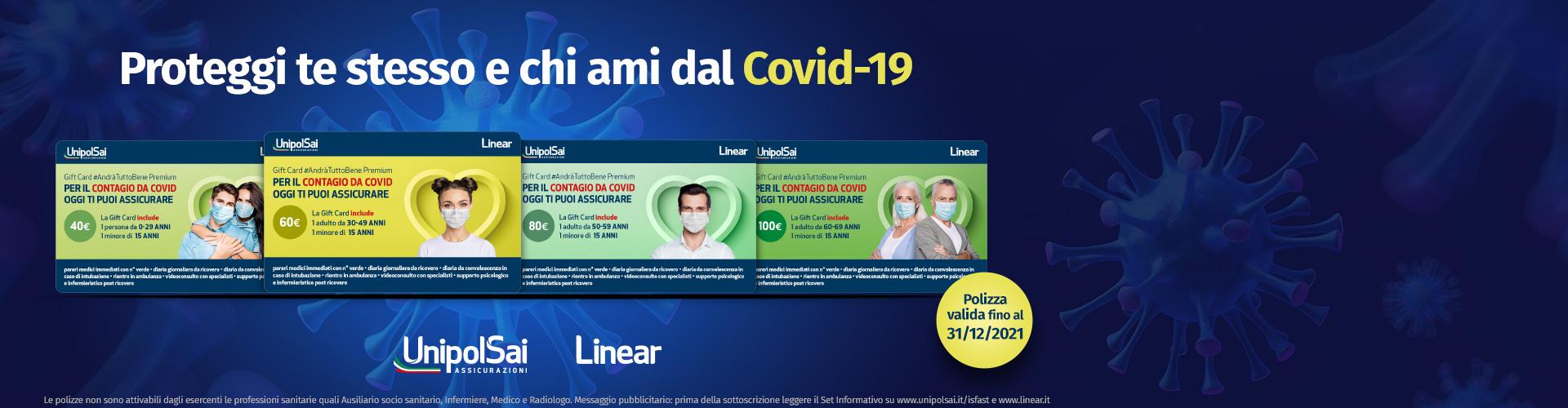 Promozione Unipol Covid